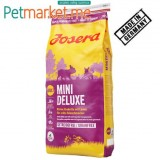 JOSERA MINI DELUXE 15kg BEZ ŽITARICA (Super premium)