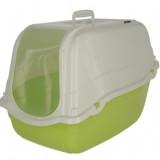 Toalet za mačke - Minka (zelena)