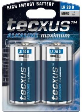 Baterii alcaline R20 (mono D)