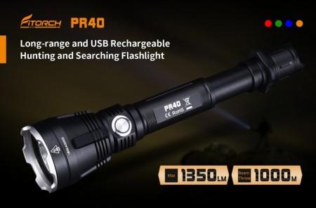 Lanterna Fitorch PR40