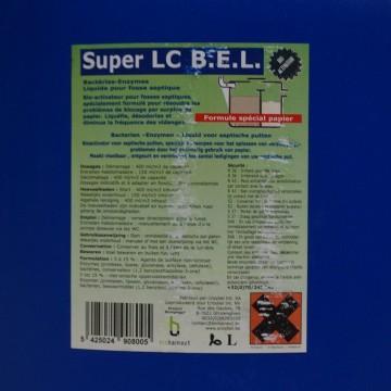 Bioactivator Fosa Septica Enzybel Super LC BEL 20 litri