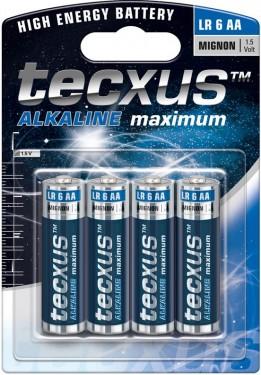 Baterii alcaline R06 (AA) - 4/bl