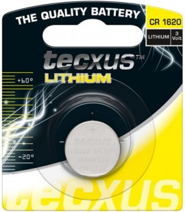 Baterii buton litiu CR 1620