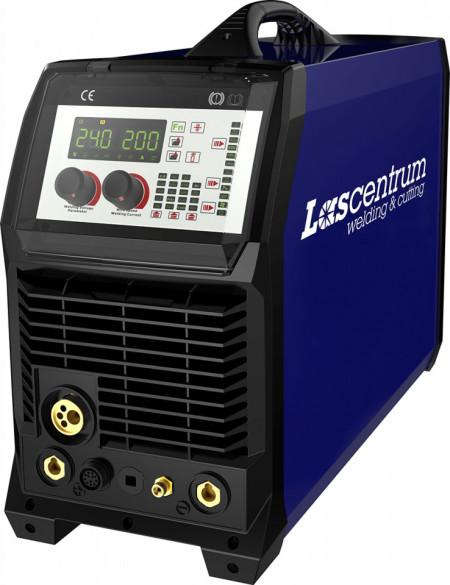 Invertor sudura multiproces LASCENTRUM MIG-250DP-MV
