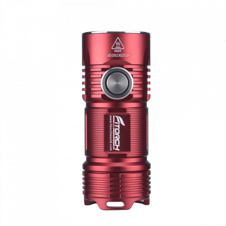 Lanterna Fitorch P25-RED - 3000 lm