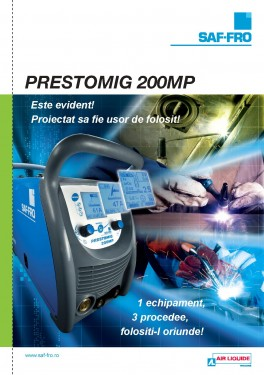 Poze PRESTOMIG 200MP