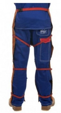 Sort sudura - pantaloni Weldas 44-7248