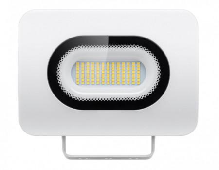 Lampa proiector LED, 50W, 4000lm, alb