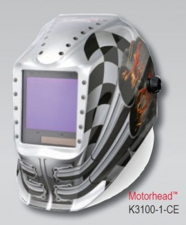 Masca sudura heliomata Viking Motorhead