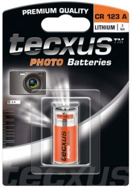 Baterii foto litiu CR 123 A