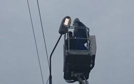 LAMPA ILUMINAT STRADALA  MT3X08CTZ400IN82A