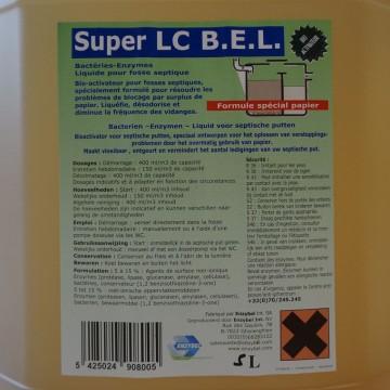 Bioactivator Fosa Septica Enzybel Super LC BEL 5 litri