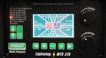 Everlast LIGHTNING MTS 275