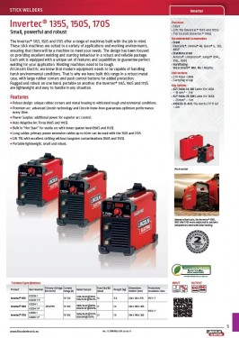 Poze Invertec 170S PACK