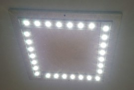 LAMPA LED LA COMANDA