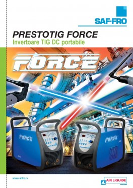 Poze PRESTOTIG 220 FORCE