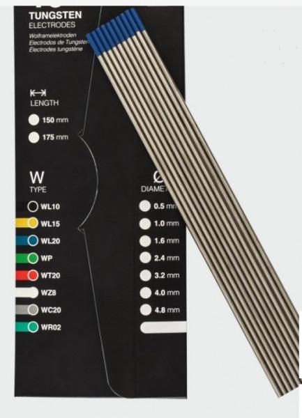 Electrod W lantaniu 1.6 mm