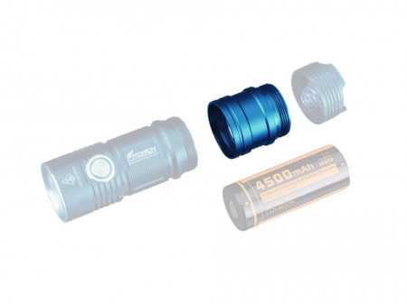 Extensie P25 - blue