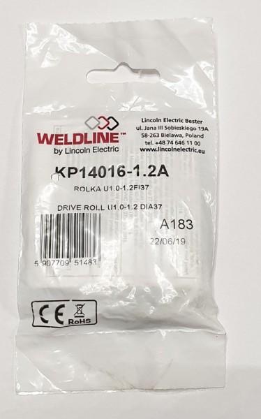Rola aluminiu 1,0-1,2