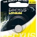 Baterii buton litiu CR 1220