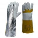 Manusi sudura kevlar aluminizate 1184MGA-12