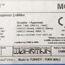 Sarma sudura SG2/G3Si1 - 0.8mm / 5 kg