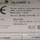 Sarma sudura Filcord C - 0.6mm