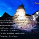 Lanterna Fitorch P25 - 3000 lm