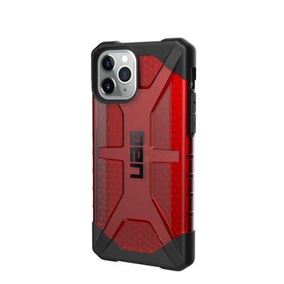 Гръб UAG Plasma - iPhone 11 Pro червен