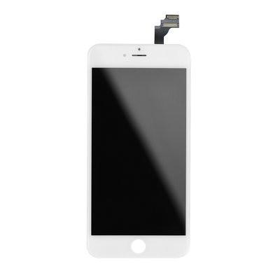 """LCD екран - iPhone 6 5.5"""" с дигитайзер бял HQ"""
