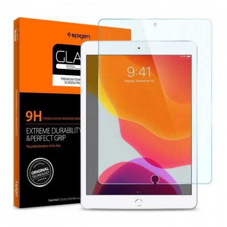 """Закален стъклен протектор Spigen Glas. Tr Slim - iPad 10.2"""" 2019"""