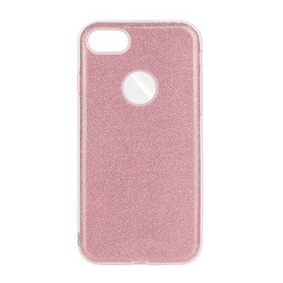 Силиконов гръб FORCELL Shining - iPhone 7 Plus / 8 Plus розов