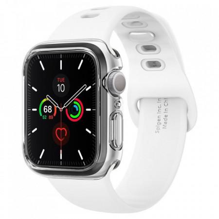 Силиконов протектор Spigen Ultra Hybrid - Apple Watch 4 / 5 / Se 40mm кристално прозрачен