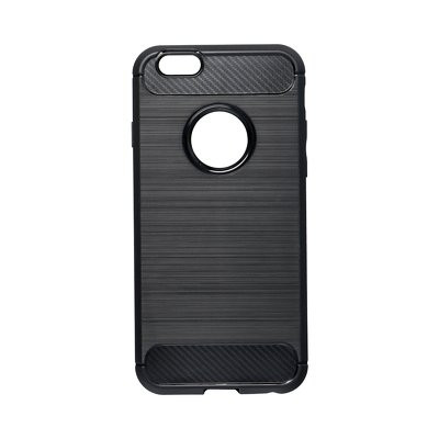 Гръб FORCELL Carbon - iPhone 6 / 6s черен