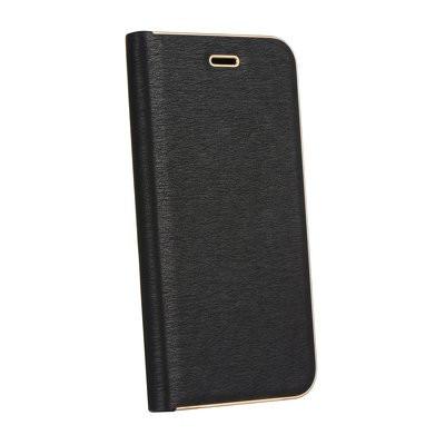 Калъф тип книга Luna - iPhone 6 черен