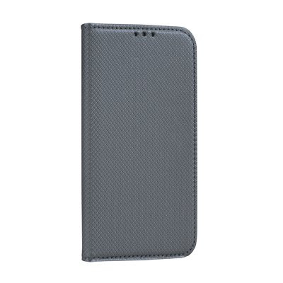 Калъф тип книга Smart - iPhone 7 / 8 / SE 2020 сив