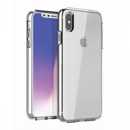 Гръб UNIQ Clarion - iPhone XS Max прозрачен