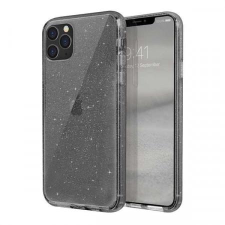 Гръб UNIQ LifePro Tinsel - iPhone 11 Pro Max черен