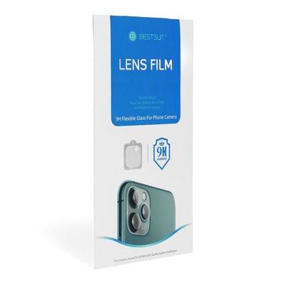 Гъвкав нано протектор 9H за камера - iPhone X