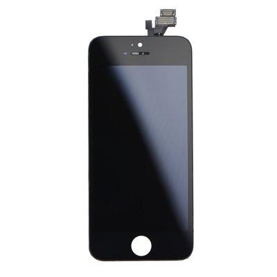 LCD екран - iPhone 5 с дигитайзер черен (Tianma AAA)