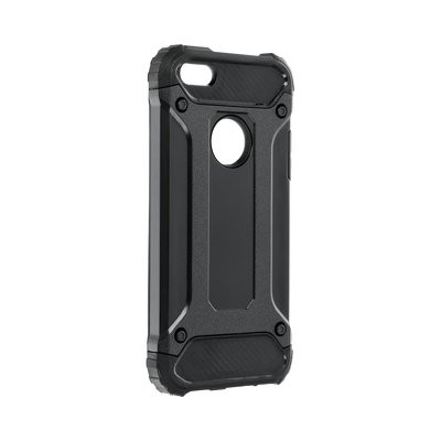 Гръб FORCELL Armor - iPhone 5 / 5s / SE черен