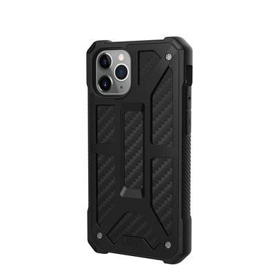 Гръб UAG Monarch - iPhone 11 Pro черен карбон