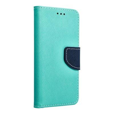 Калъф тип книга Fancy - iPhone 7 / 8 / SE 2020 мента