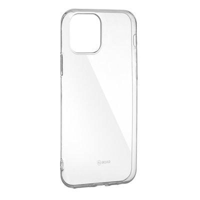 Гръб Jelly Roar - iPhone XS Max прозрачен