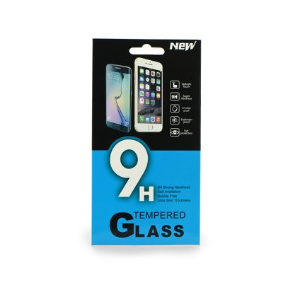 Плосък закален стъклен протектор 9H - iPhone 5C / 5G / 5s / SE