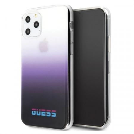 Оригинален гръб GUESS California GUHCN65DGCPU iPhone - 11 Pro Max лилав