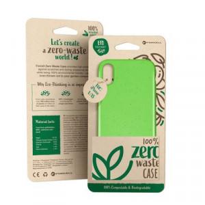 Биоразградим гръб FORCELL Bio - iPhone 11 Pro Max зелен
