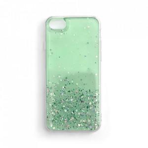 Блестящ гръб WOZINSKY Star - Samsung Galaxy A41 зелен