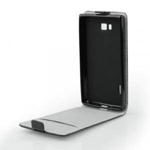 Вертикален калъф Slim Flexi - Samsung Galaxy S8 Plus черен