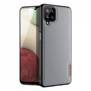 Гръб DUX DUCIS Fino - Samsung Galaxy A12 сив